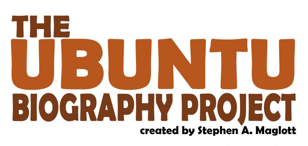 UBUNTU BIOGRAPHY PROJECT