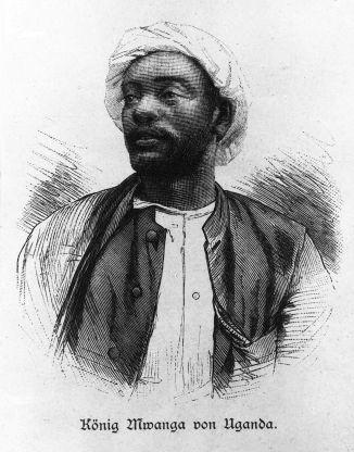 Danieri Basammula-Ekkere Mwanga II Mukasa