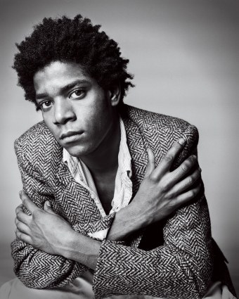 Basquiat, Jean-Michel 2017 by Richard Corman, CPi Syndication